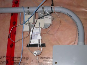 Bell Canada's wiring job